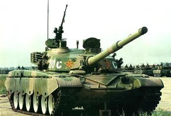 Type 99 China