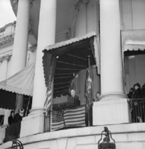 fdrs-1945-white-house-inauguration-on-the-south-portico-seen-here-delivering-his-inaugural-address