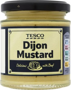 Hold on there Mustard I went on the supposition that it was clean