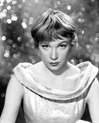 portrait, Shirley MacLaine looks just enough like a little Cockney Minnie Mouse _REHIRE_