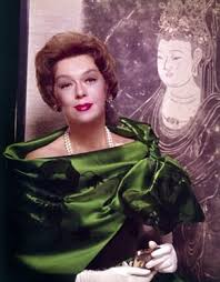 Rosalind Russell as Auntie Mame (1958)