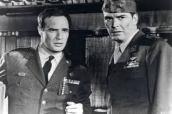 Reuters Marlon Brando (l) and James Garner