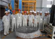 nuclear grade sponge zirconium weighing 1.1 tons in State Nuclear WEC Zirconium Hafnium