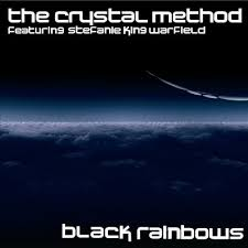 The cover of the Black Rainbows single released on Beatport on April 28, 2009