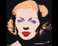 Andy Warhol's Lana Turner portrait