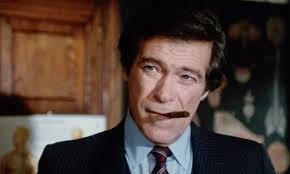 Christopher George is one smug son of a bitch.