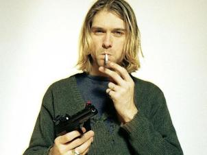 kurt-cobain-suicide-note I DONT HAVE A GUN either impression I can