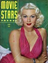 Movie Stars Magazine United States June 1946