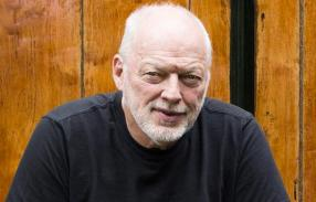 David Gilmour in many happy returns.