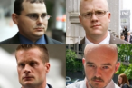 Blackwater guards receive long sentences for killing Iraqis.