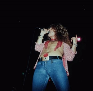 Robert Plant, Singing