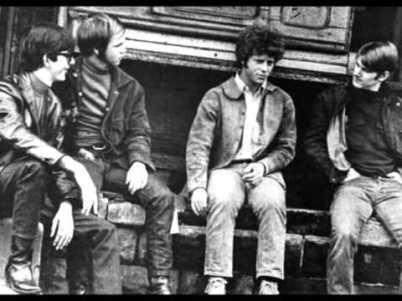 Byrds, 1968.
