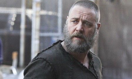 2012-10-18-russell_crowe_noah Watch 'NOAH' Trailer Starring Russel Crowe, Emma Watson.  An' for adults, there's a rat, never mind.