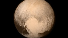 NASA's New Horizons Makes Pluto Flyby, Nine Years After Leaving Earth