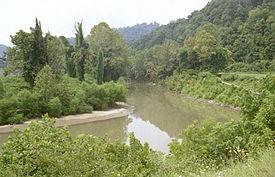 River. Tug Fork