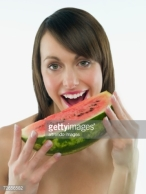 View,Fruit,Healthy Eating,Healthy Lifestyle,Holding,Human Body Part,Human Face,Looking At Camera,Naked,One Person,One Woman Only,One Young Woman Only ...