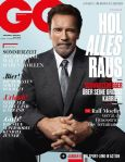 Arnold Schwarzenegger - GQ Magazine Cover [Germany] (July 2015)