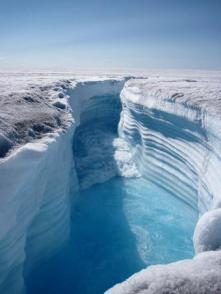 blue sky glacier. Tiffany hasn't came in to Greenland. Turn out left all bait.