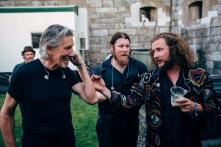 after the Newport concert, roger waters