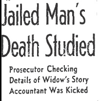 From the 1920s through the 1950s political corruption, police pay-offs and rumors of police brutality were part of life in Los Angeles.