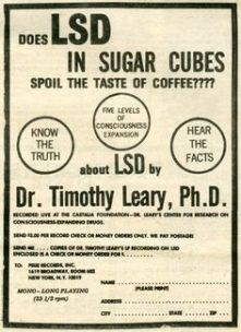 I want to try lsd on a sugar cube ive only had it on a mint