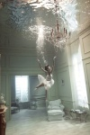 So, this one time, my ex-husband decided to try running the dishwasher all by himself... Underwater Magic, Photoshop Awesome, Underwater Photography, ...