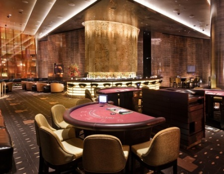 carta privada in the aria las vegas