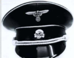 Harper-Mercer gave a customer review on this Nazi era leather hat.