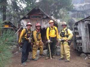 has burned 141,201 acres  is 68 contained. Weather conditions, allowed good progress this week.