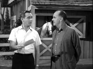 mister ed Keating is probably best remembered as 2 TV neighbors Urbane Roger Addison, who lived next door to Wilbur Post