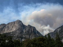 new fire monday night sept 7 yosemite