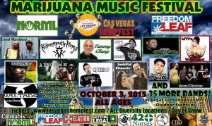 Oct 3rd in Las Vegas