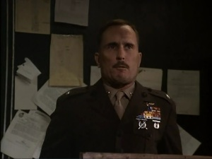 Robert Duvall The Great Santini starts with I'm an enigma huh ma
