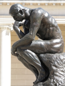 Auguste_Rodin-The_Thinker-Legion_of_Honor-Lincoln_Park-San_Francisco. put it up there gaius.