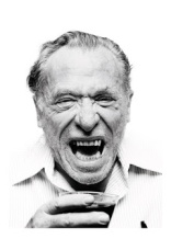 Bukowski. He was friends with City Lights Press, and has his own Black Sparrow Press.