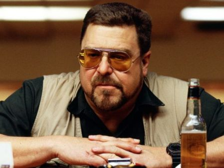John Goodman as Walter in the Coen Brothers' 'The Big Lebowski,' one of the actor's iconic roles. Goodman reunites with the brothers this winter for 'Inside ...