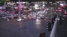 Las Vegas woman kills one, injures 37