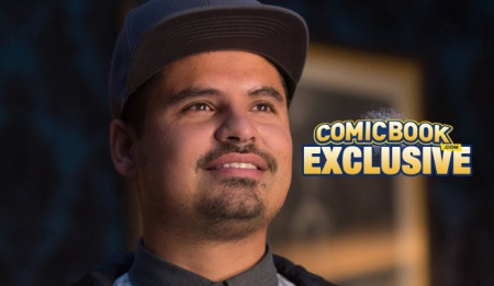 michaelpenaex-Before Ant-Man came out, we had the chance to sit down with the man who stole the screen every chance he had, Michael Peña, the garden the pimp hire particle.