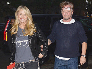 Christie Brinkley and John Mellencamp Step Out for Yet Another Date Night in N.Y.C.