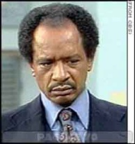 george-jefferson Also known as the Dad, PLEASE let me take you to the barbershop.