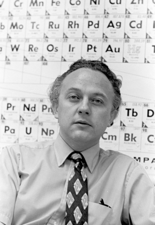 Gerhard N. Schrauzer a professor and scientist in the Department of Chemistry and Biochemistry at UCSD. January 20, 1971. This feelin' I just can't shake.