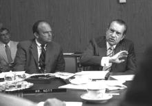 obit-ehrlichman. perjury for his role in the Watergate scandal that toppled his boss.