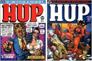 RCrumb-Hup-1-2-fare-The Official R.Crumb Site has announced the release of Crumb's Hup #1 and Hup 2 comics books. Part of a four series collection Hup 3 and Hup 4 will be ...aranchajew