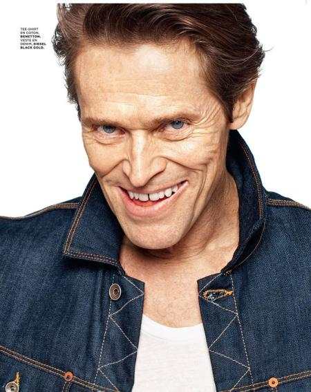 Willem Dafoe's role in the upcoming 'Justice League- Part I' might have been narrowed down to a potential Atlantean.
