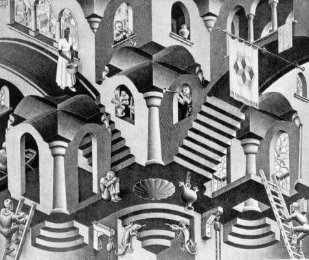 m-c-escher-art-and-work-by-this-artist-u4-why-did-they-come-from-out-a-these-house